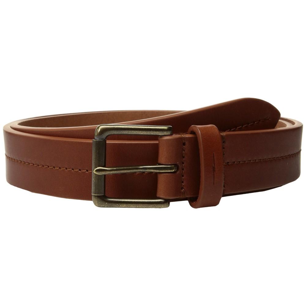 シャイノーラ メンズ ベルト【Bridle 1 1/4 Center Stitch Roller Belt】Bourbon