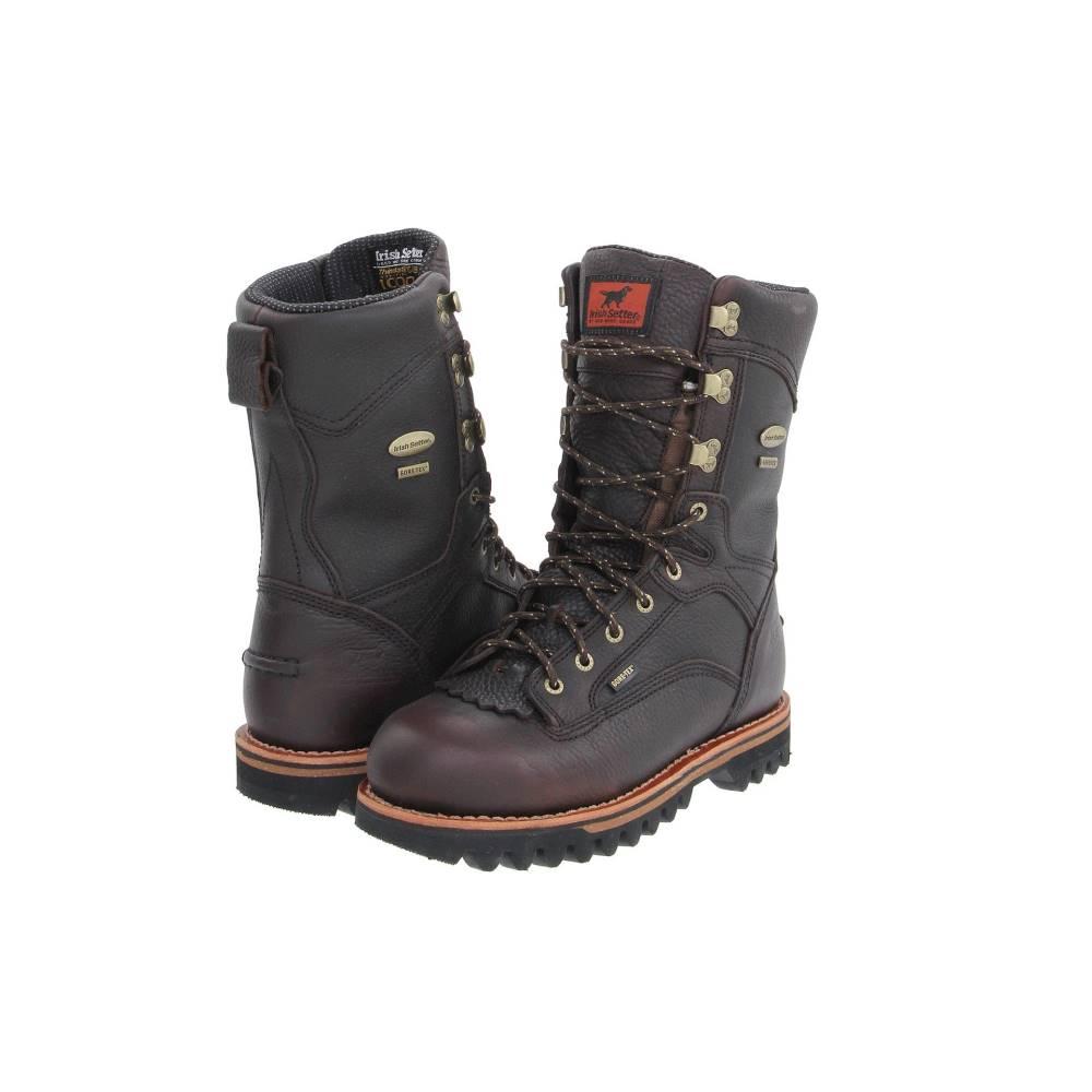 アイリッシュ セッター メンズ シューズ・靴 ブーツ【Elk Tracker GORE-TEX 12 860】Brown Worn Saddle Leather