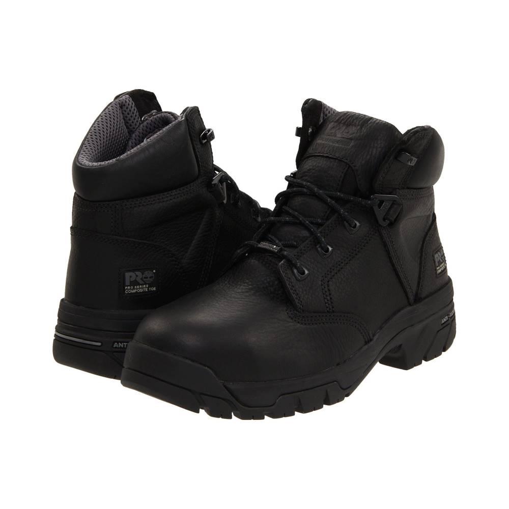 ティンバーランド メンズ ハイキング・登山 シューズ・靴【Helix 6 Waterproof Composite Toe】Black