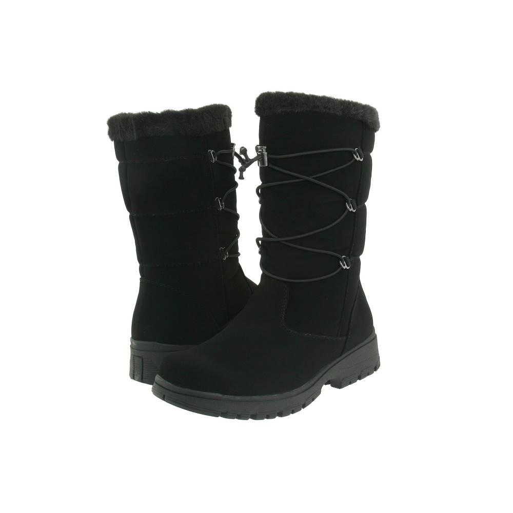 ツンドラブーツ レディース シューズ・靴 ブーツ【Lacie】Black