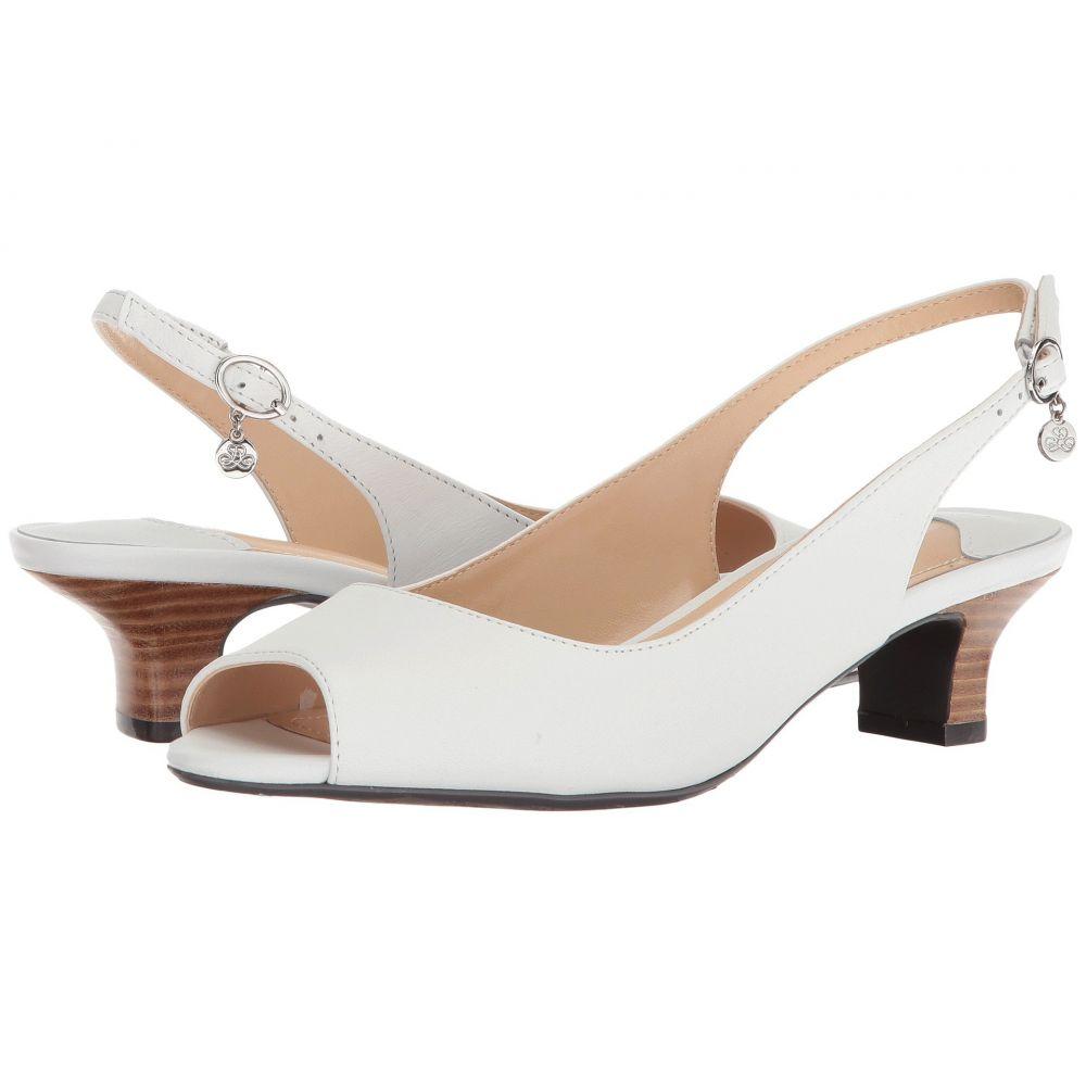 ジェイレニー レディース シューズ・靴 ヒール【Aldene】Pure White