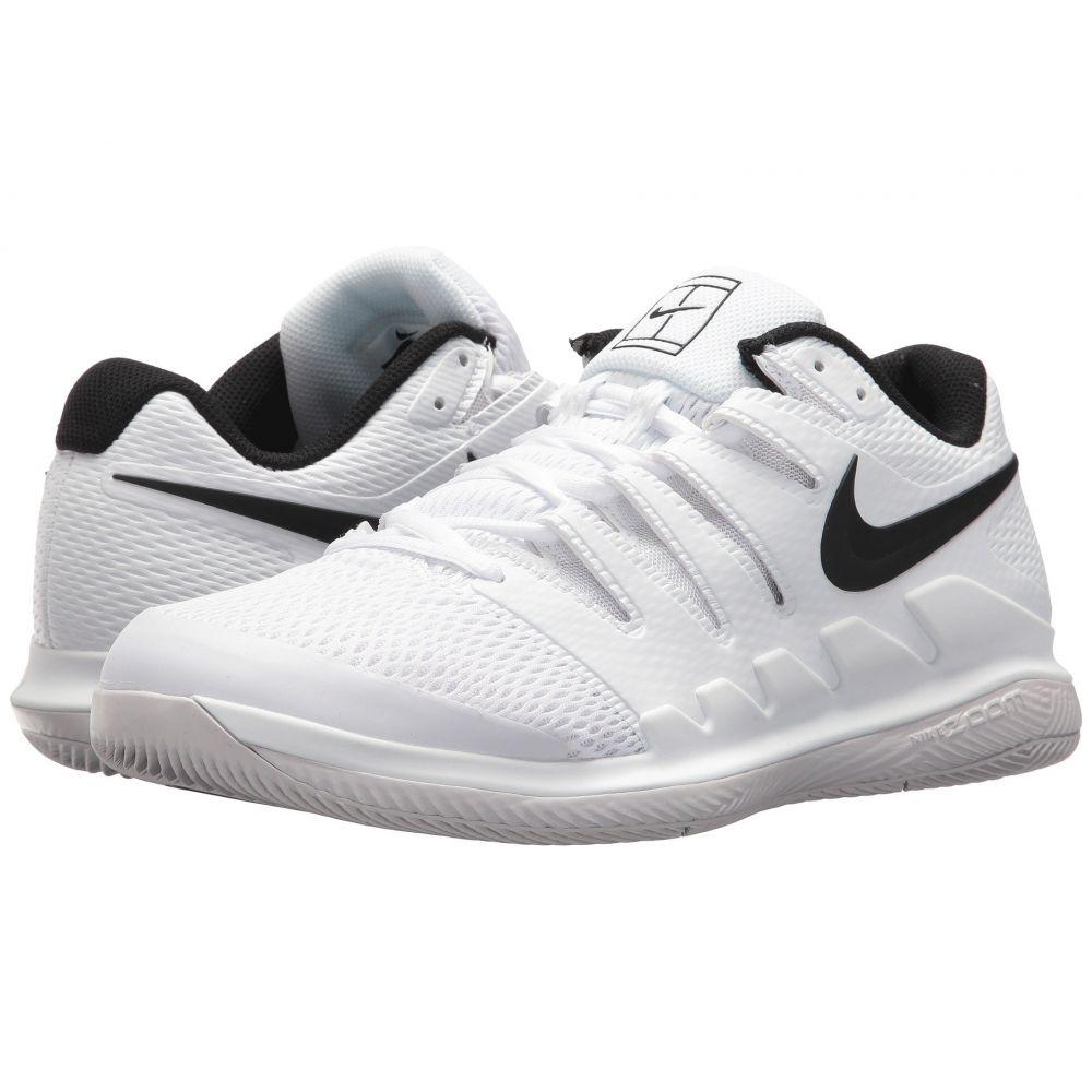 ナイキ メンズ テニス シューズ・靴【Air Zoom Vapor X】White/Black/Vast Grey/Summit White