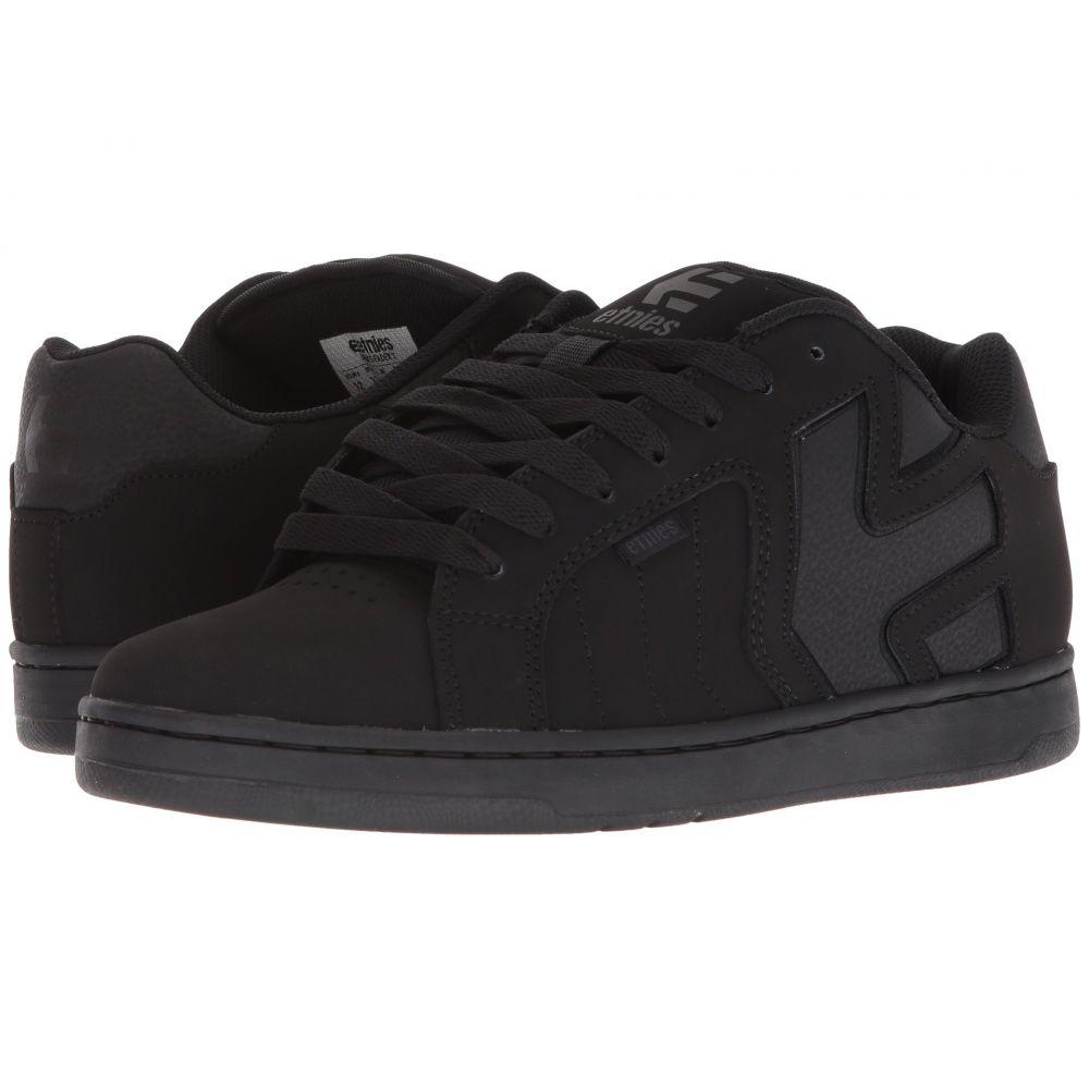 エトニーズ メンズ シューズ・靴 スニーカー【Fader 2】Black/Black/Black