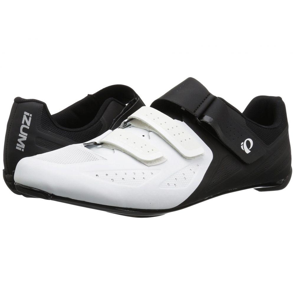 パールイズミ メンズ シューズ・靴 スニーカー【Select Road V5】White/Black