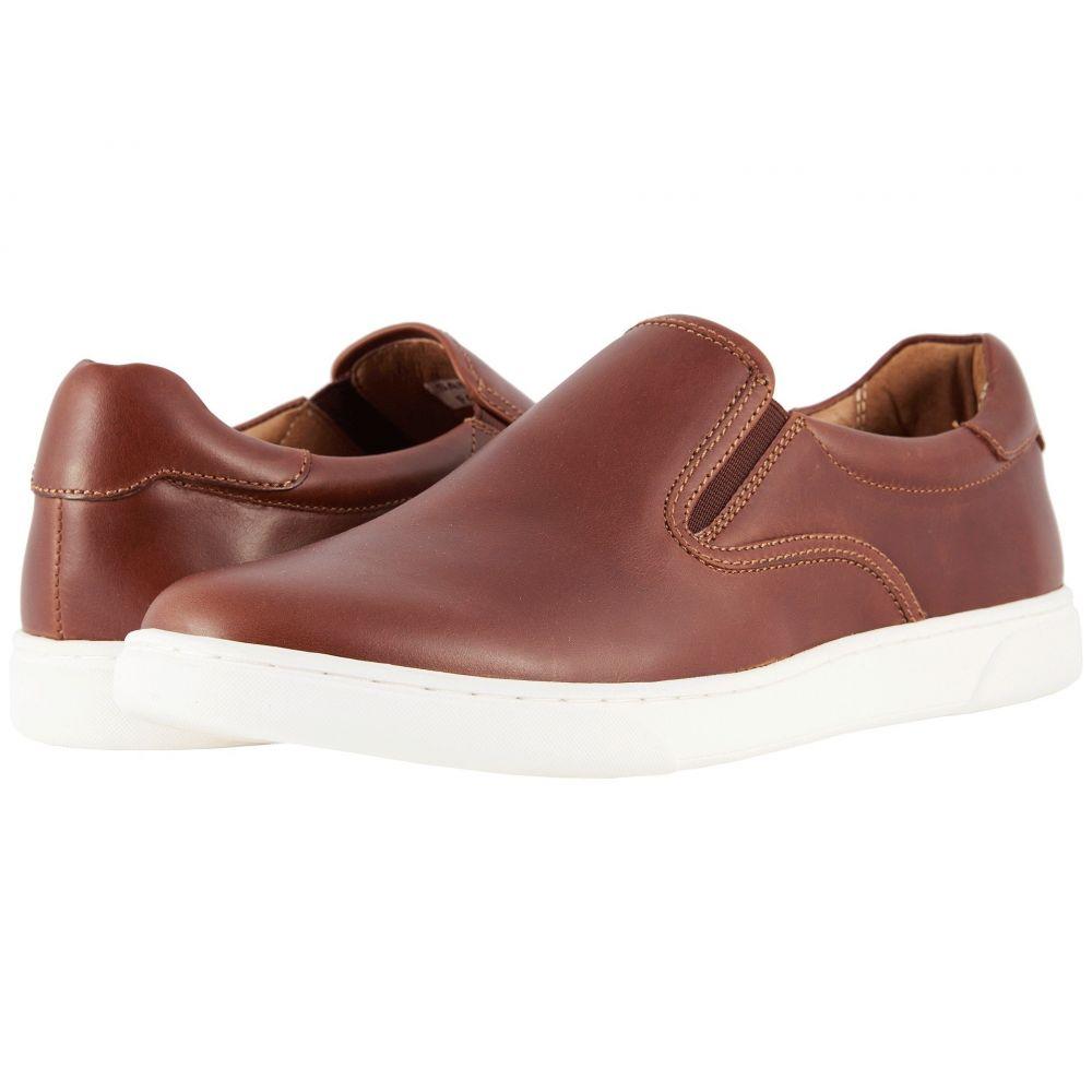 バイオニック メンズ シューズ・靴 スニーカー【Brody】Dark Brown Leather