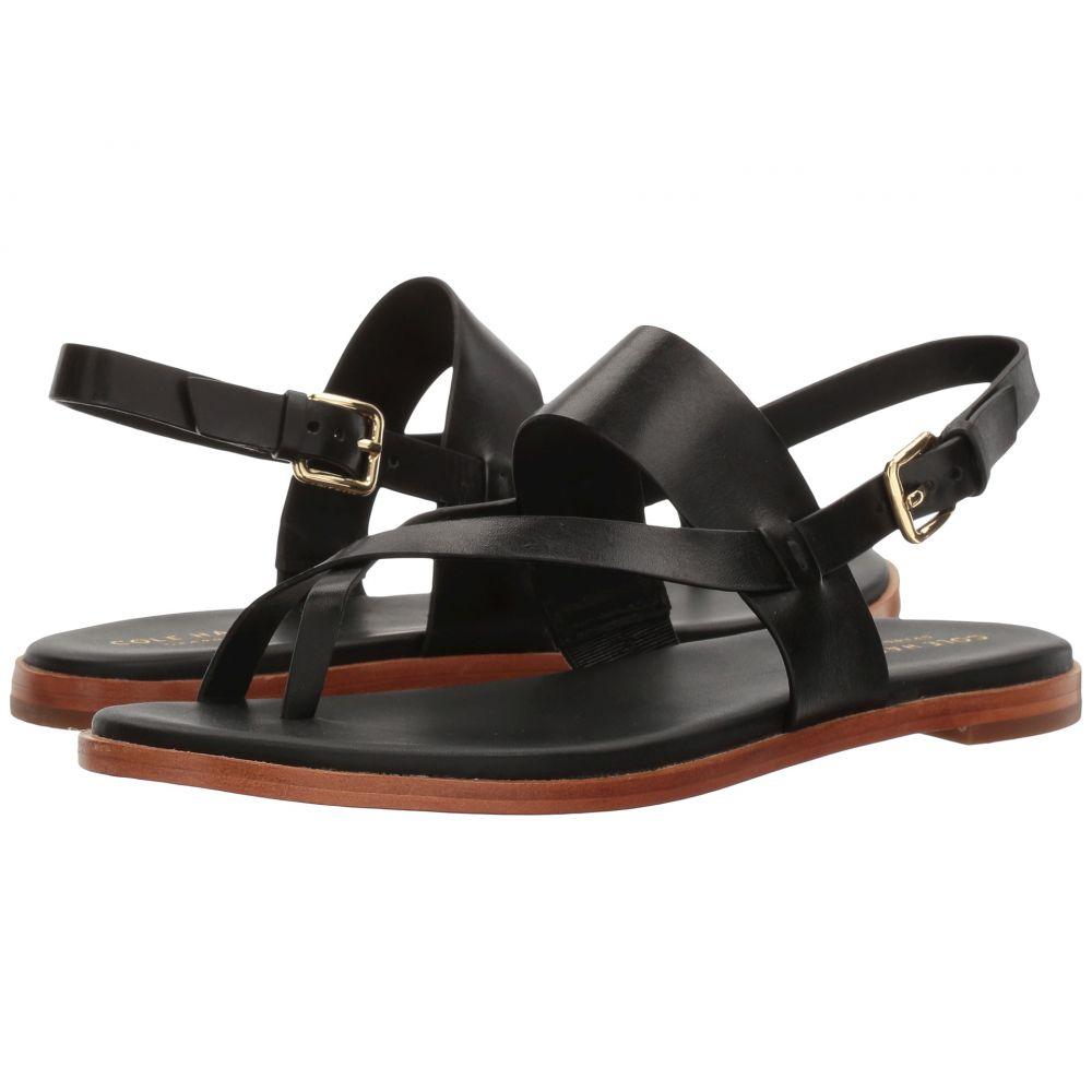 コールハーン レディース シューズ・靴 ビーチサンダル【Anica Thong Sandal】Black