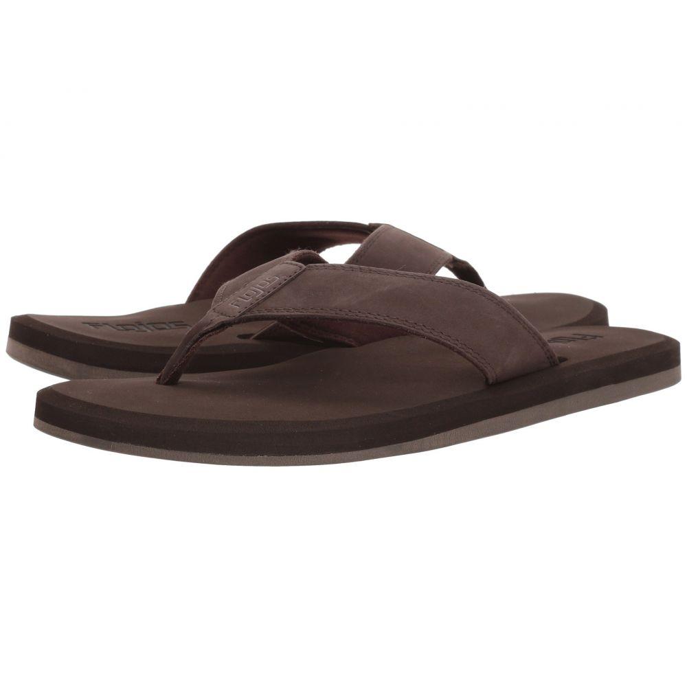 フロジョス メンズ シューズ・靴【Cole 2.0】Dark Brown
