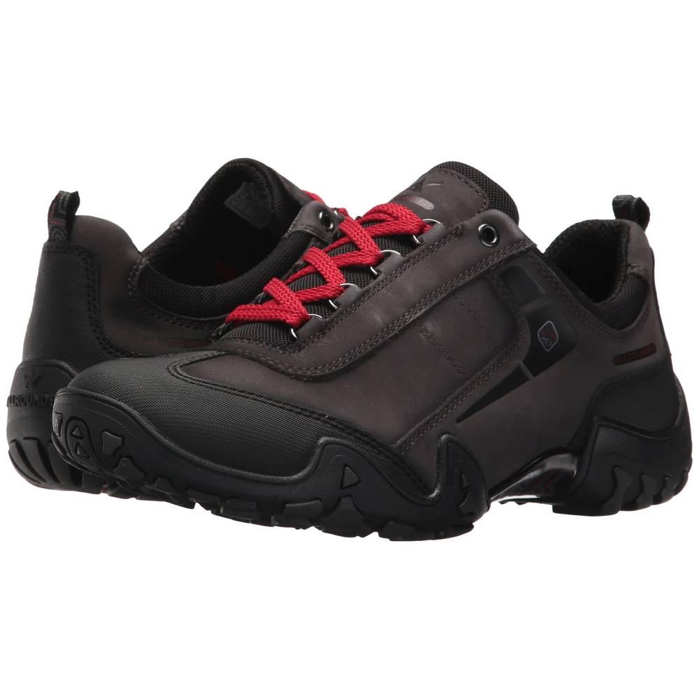オールラウンダー レディース ハイキング・登山 シューズ・靴【Fina Tex】Black Rubber/Zinc G Nubuck