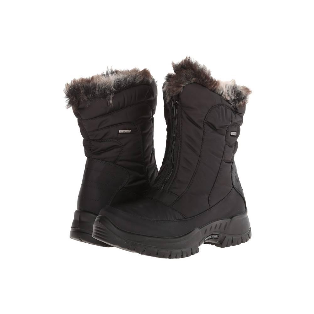 スプリングステップ レディース シューズ・靴 ブーツ【Zigzag】Black
