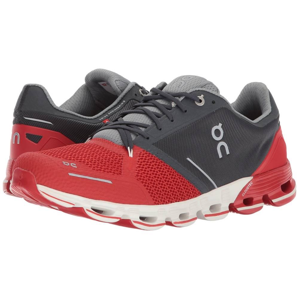 オン メンズ ランニング・ウォーキング シューズ・靴【Cloudflyer】Red/White