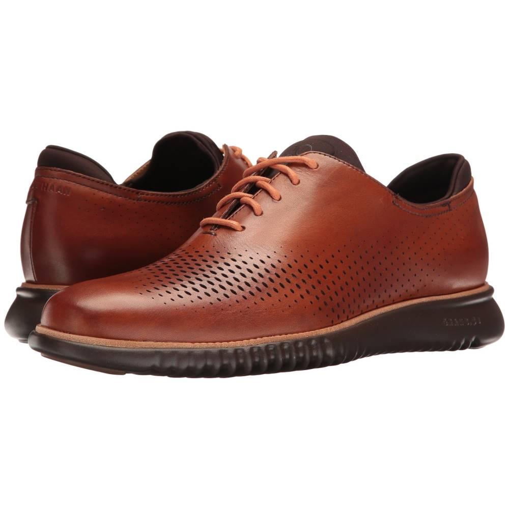コールハーン メンズ シューズ・靴 革靴・ビジネスシューズ【2.0 Grand Laser Wing Oxford】British Tan/Java
