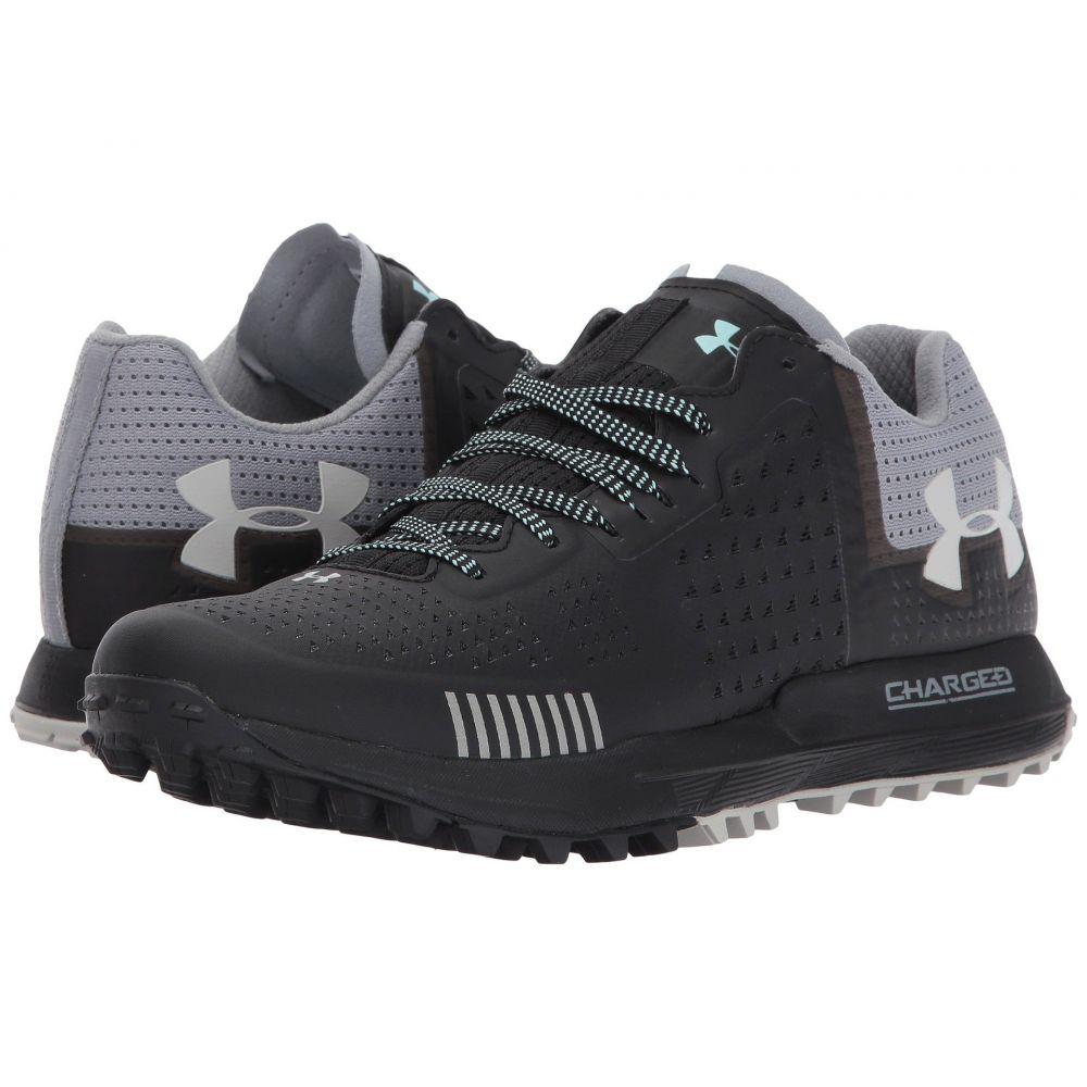 アンダーアーマー レディース ランニング・ウォーキング シューズ・靴【UA Horizon RTT】Black/Steel/Elemental