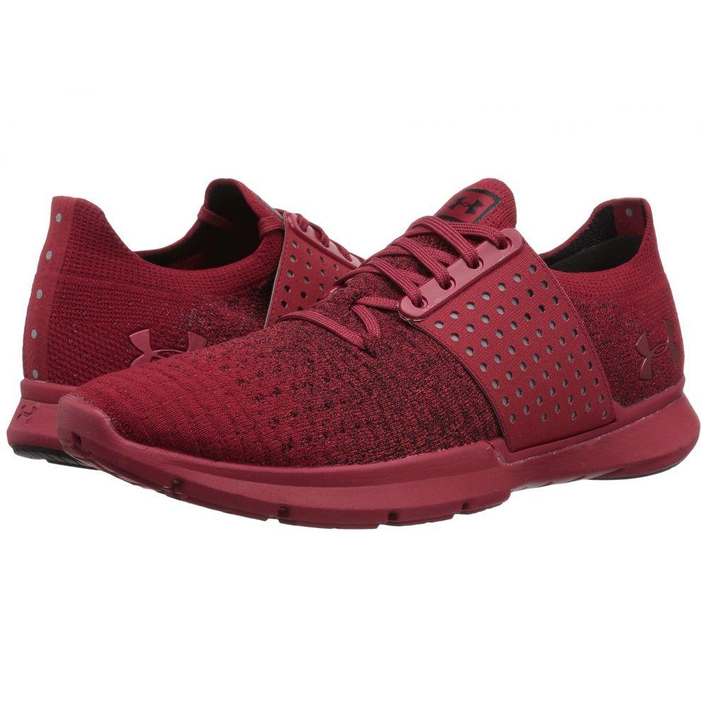 アンダーアーマー メンズ ランニング・ウォーキング シューズ・靴【Speedform Slingride 2 Fade】Spice Red/Red/Spice Red