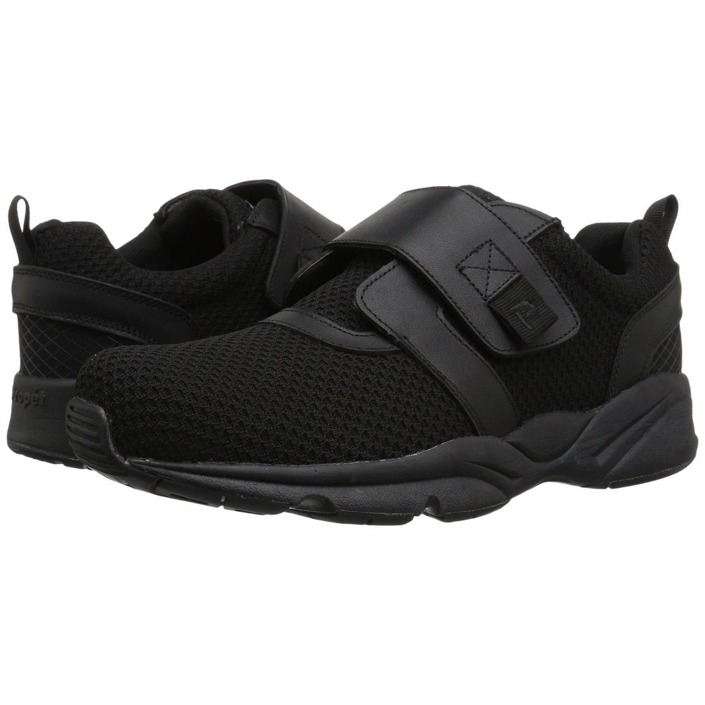 プロペット メンズ シューズ・靴 スニーカー【Stability X Strap】Black