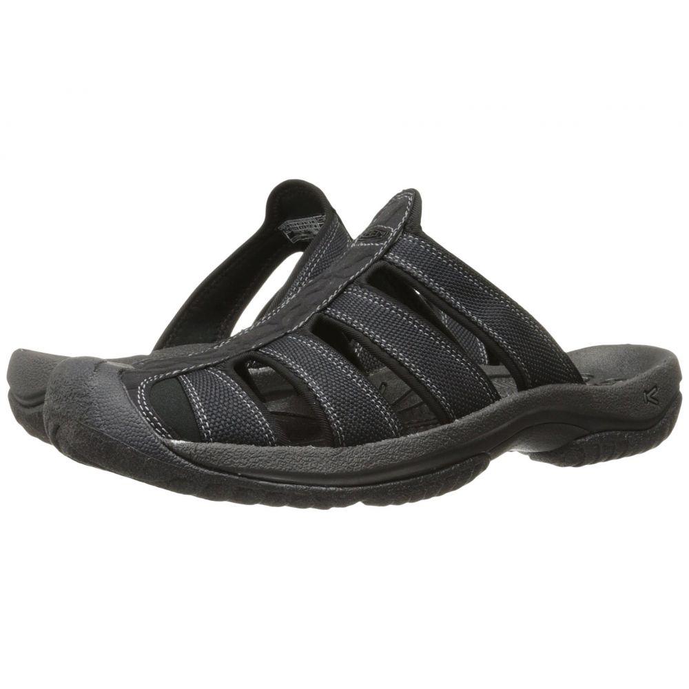 キーン メンズ シューズ・靴【Aruba II】Black/Gargoyle