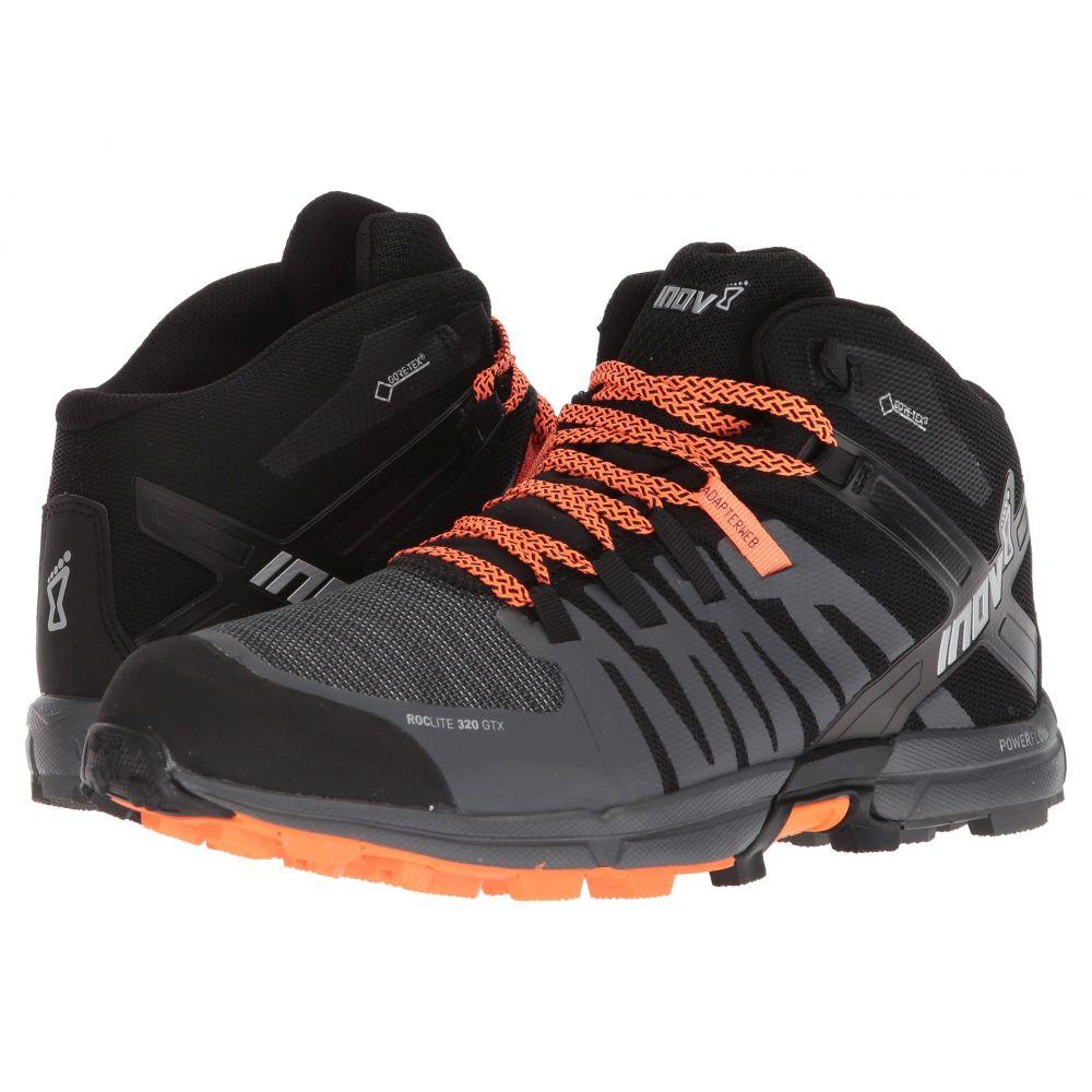 イノヴェイト メンズ ハイキング・登山 シューズ・靴【Roclite 320 GTX】Black/Grey/Orange