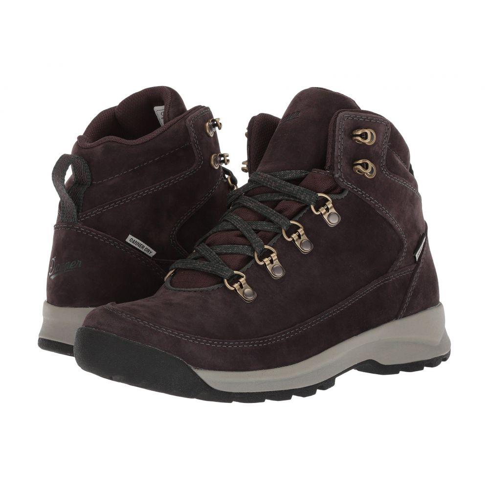 ダナー レディース ハイキング・登山 シューズ・靴【Adrika Hiker】Plum