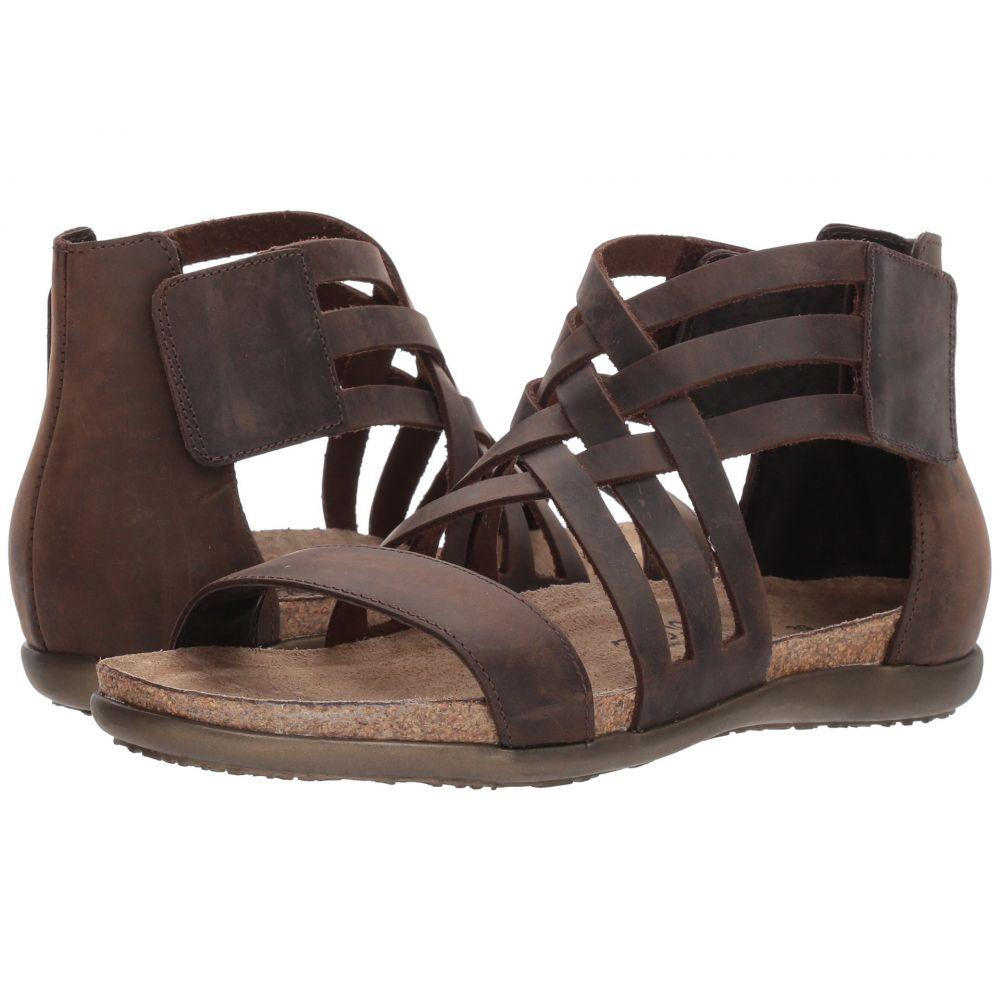 ナオト レディース シューズ・靴 サンダル・ミュール【Marita】Crazy Horse Leather