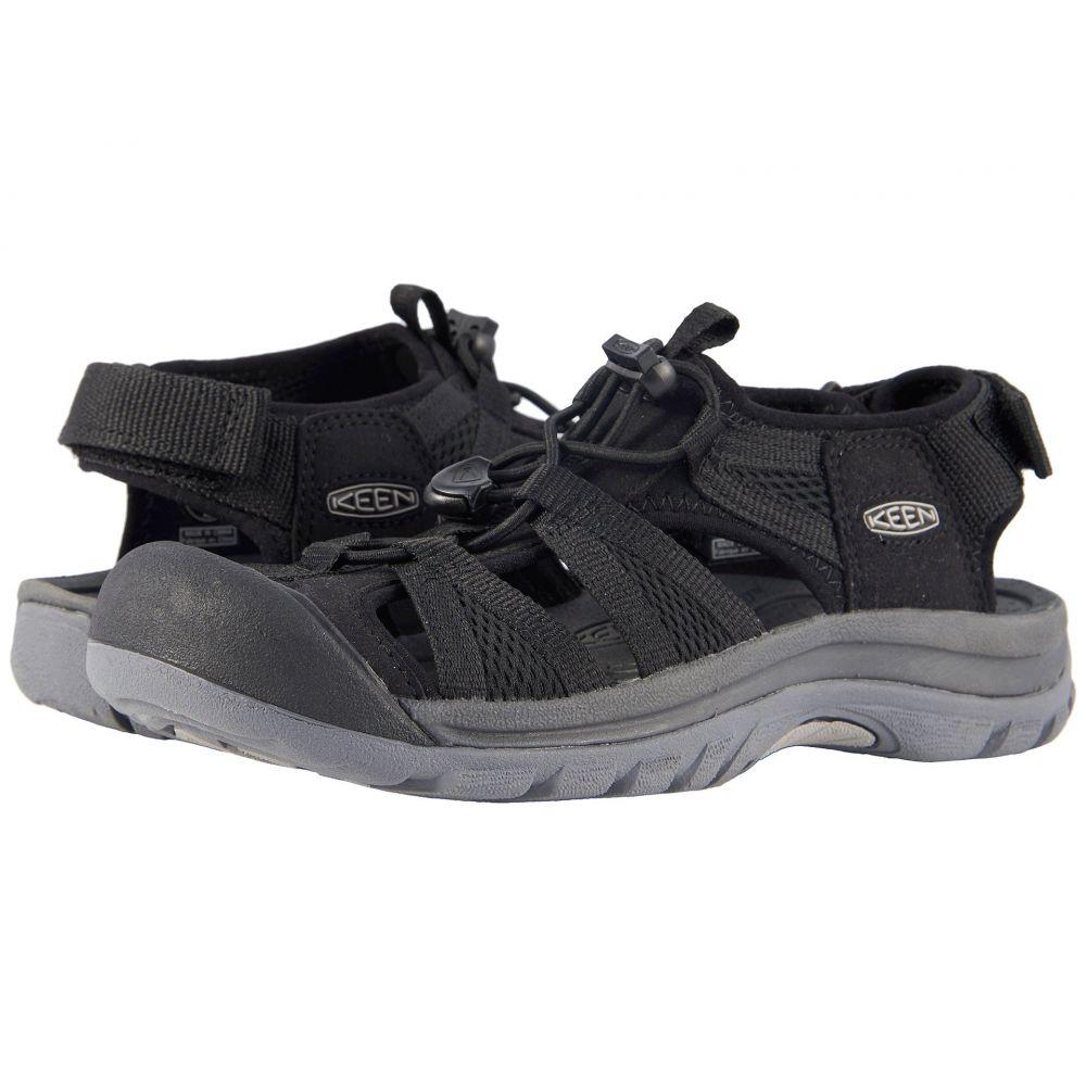 キーン レディース シューズ・靴 サンダル・ミュール【Venice II H2】Black/Steel Grey
