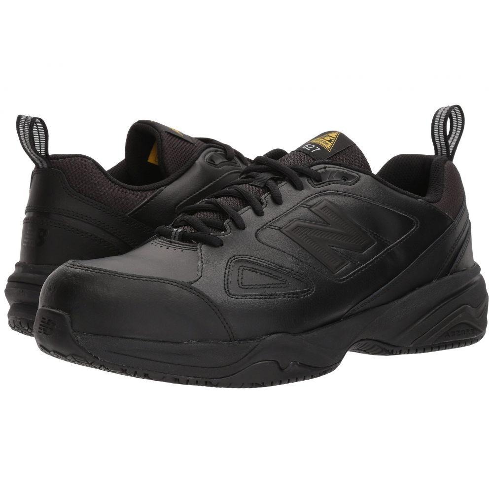 ニューバランス メンズ シューズ・靴 スニーカー【627v2】Black/Black