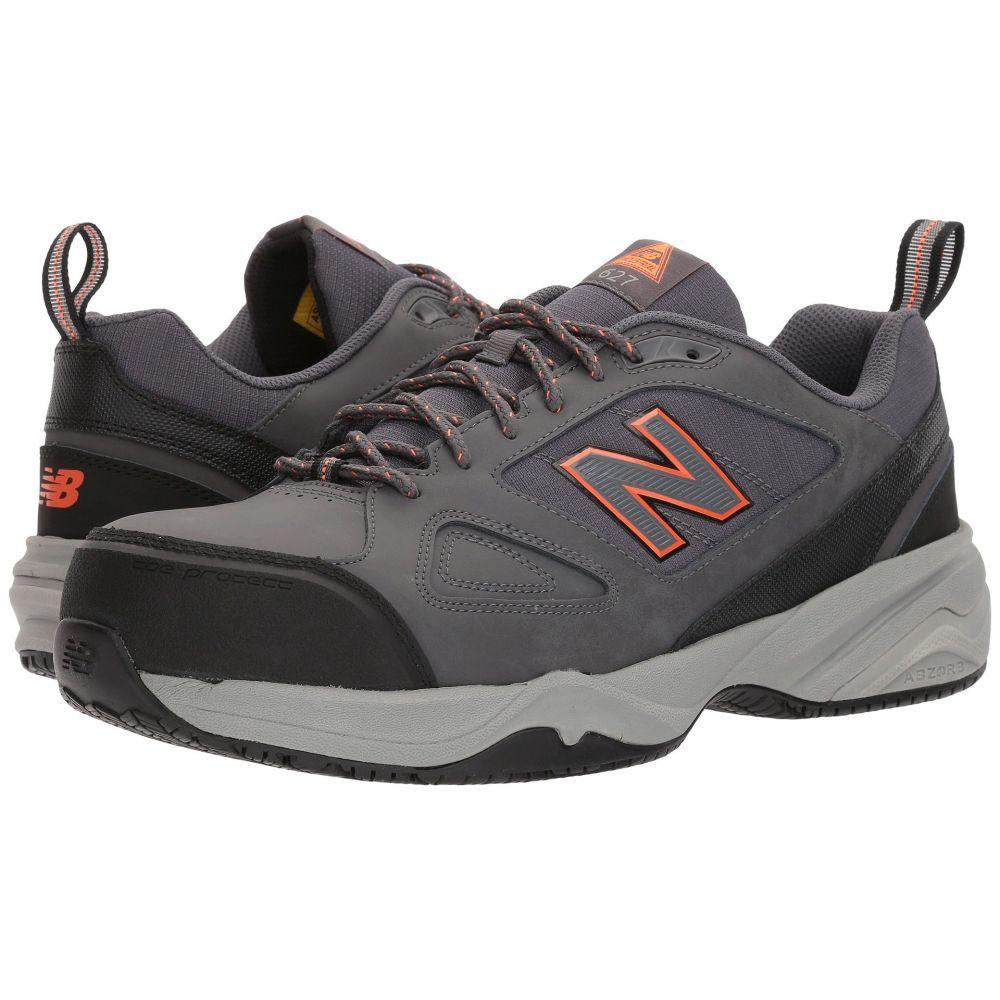 ニューバランス メンズ シューズ・靴 スニーカー【627v2】Grey/Orange