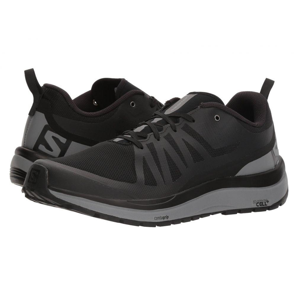 サロモン メンズ ハイキング・登山 シューズ・靴【Odyssey Pro】Black/Quiet Shade/Black