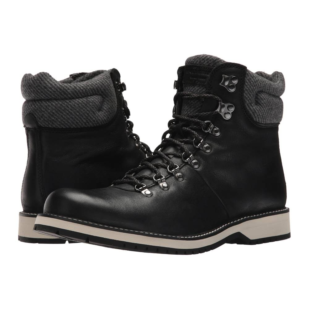 ウルヴァリン メンズ ハイキング・登山 シューズ・靴【Sidney Waterproof】Black