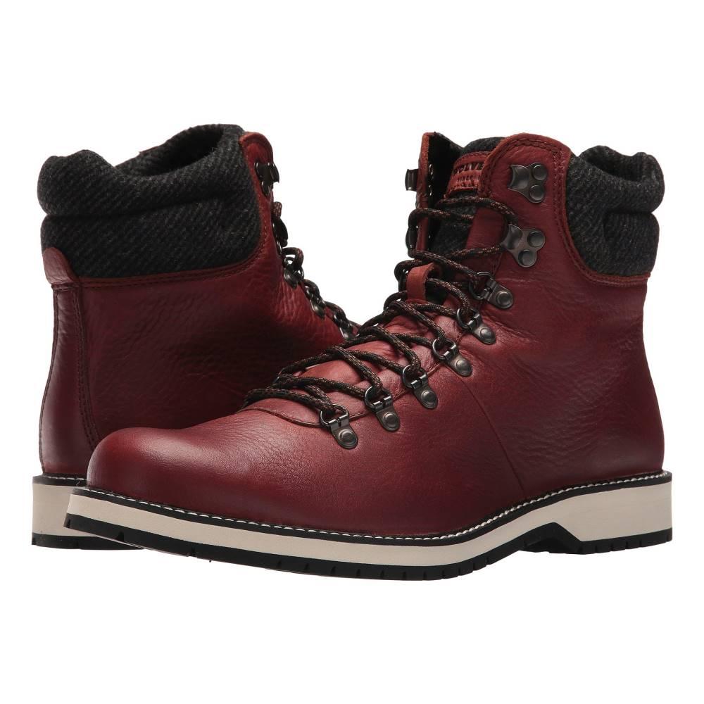 ウルヴァリン メンズ ハイキング・登山 シューズ・靴【Sidney Waterproof】Brown