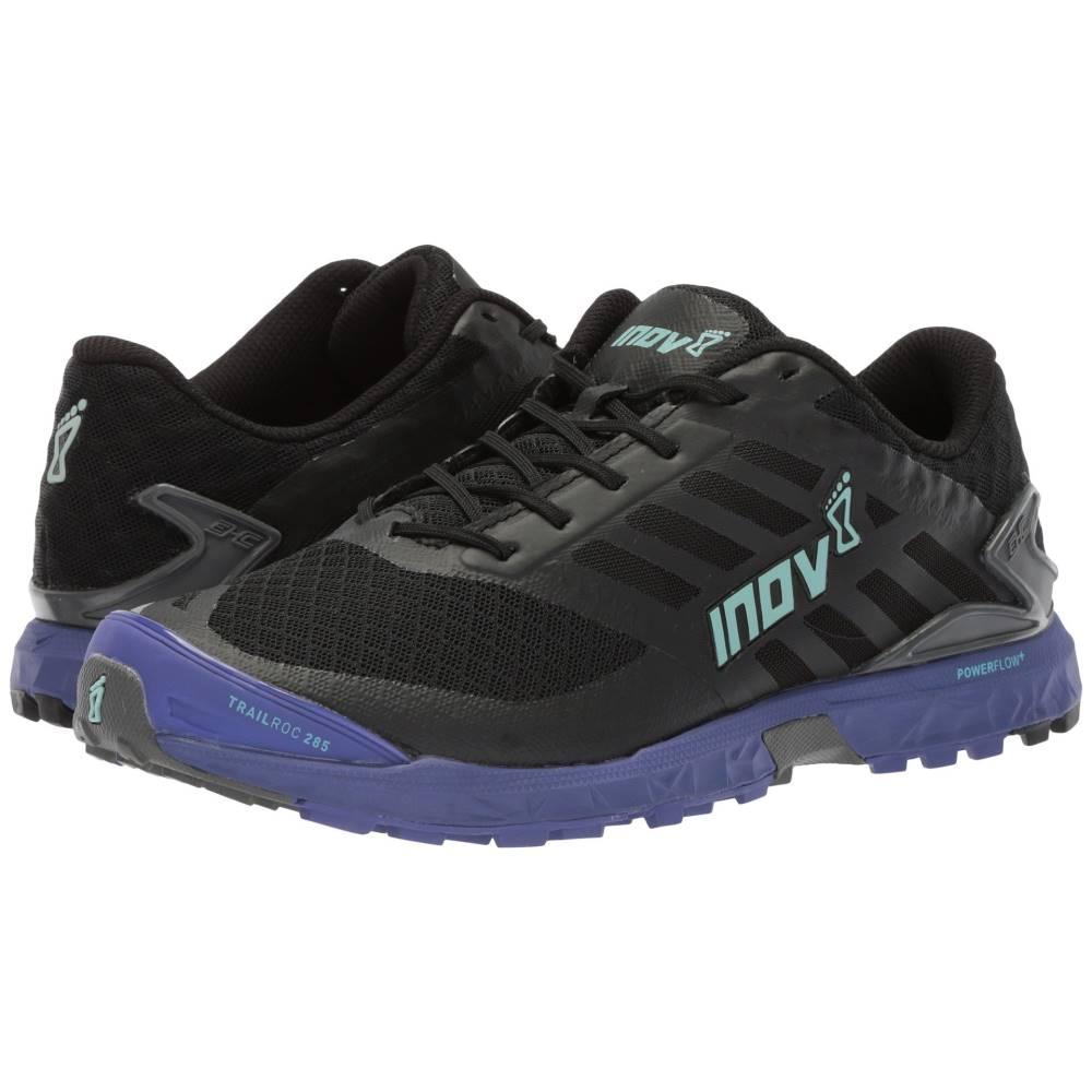 イノヴェイト レディース ランニング・ウォーキング シューズ・靴【Trailroc 285】Black/Purple/Blue