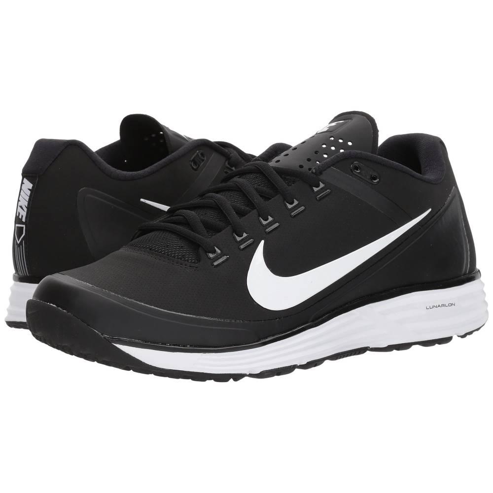 ナイキ メンズ 野球 シューズ・靴【Lunar Clipper '17 Baseball Turf Shoe】Black/White/Black