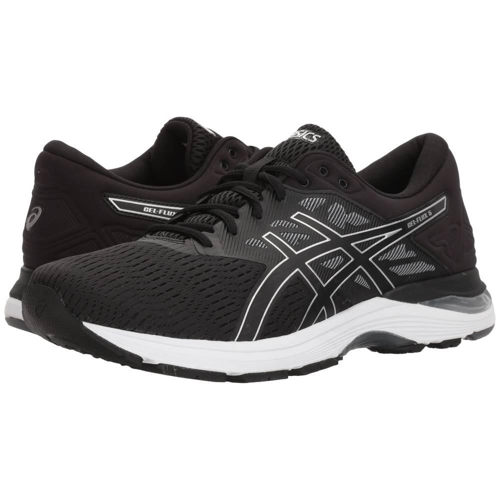 アシックス メンズ ランニング・ウォーキング シューズ・靴【GEL-Flux 5】Black/Silver/Carbon