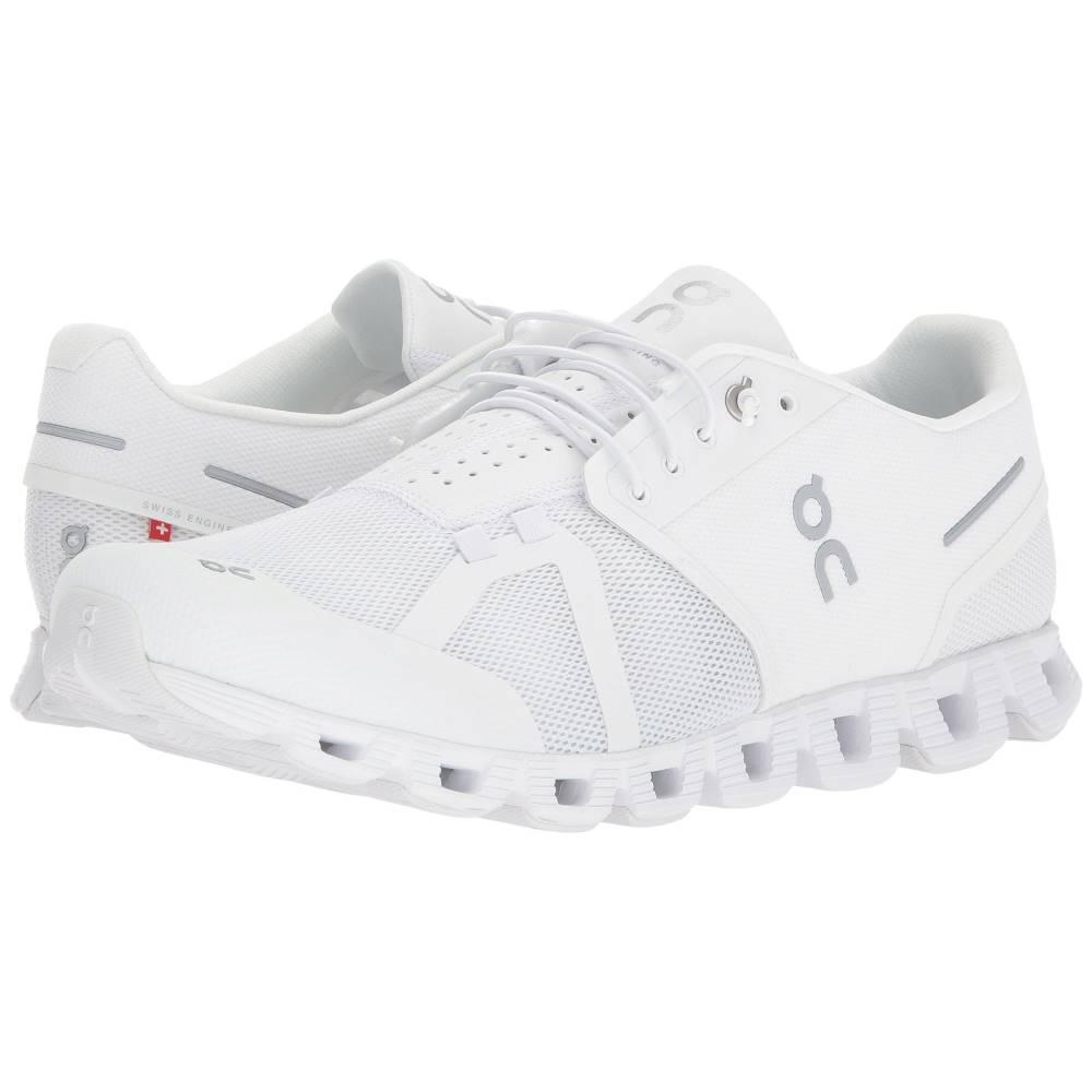 オン メンズ ランニング・ウォーキング シューズ・靴【Cloud 2.0】All White