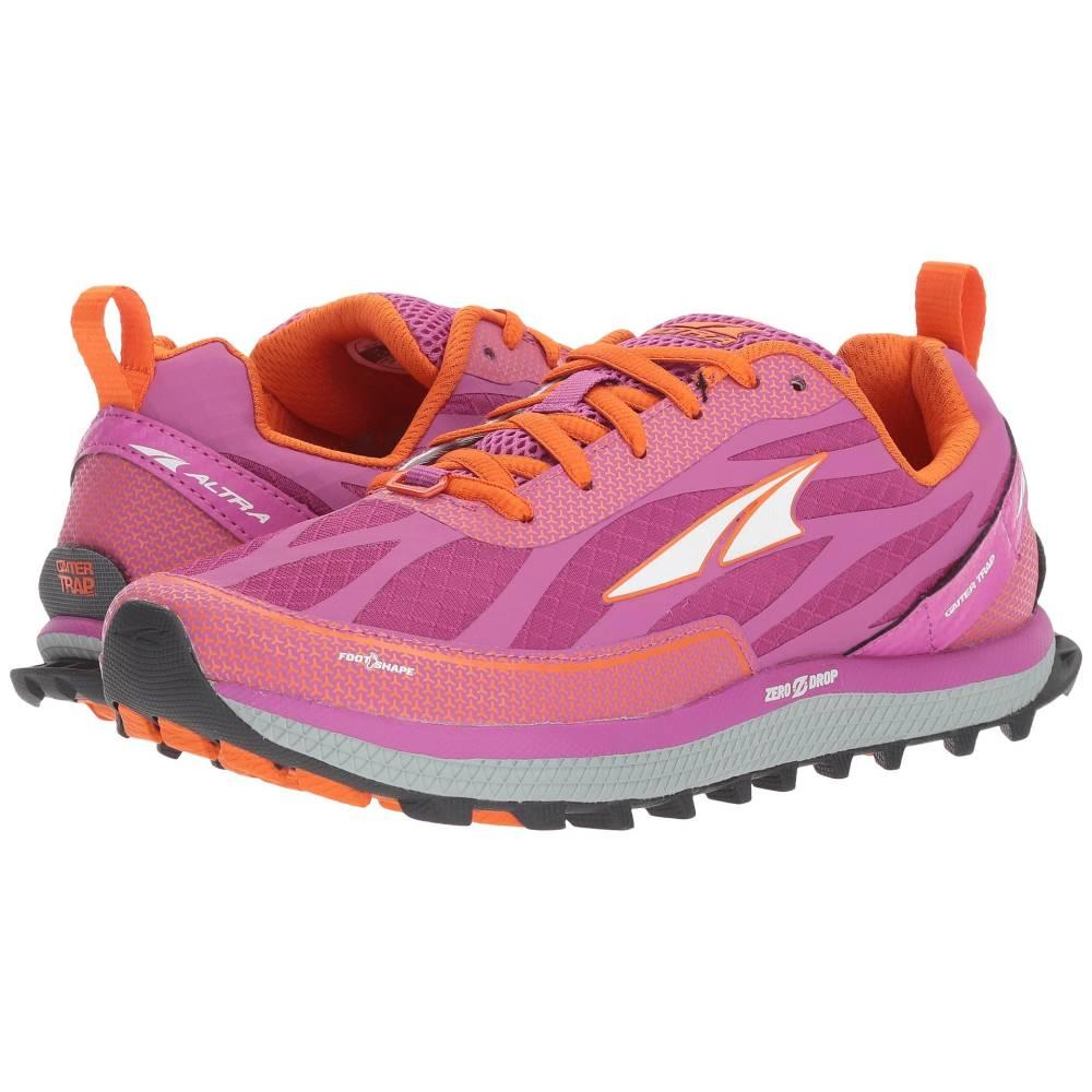 アルトラ レディース ランニング・ウォーキング シューズ・靴【Superior 3.5】Pink