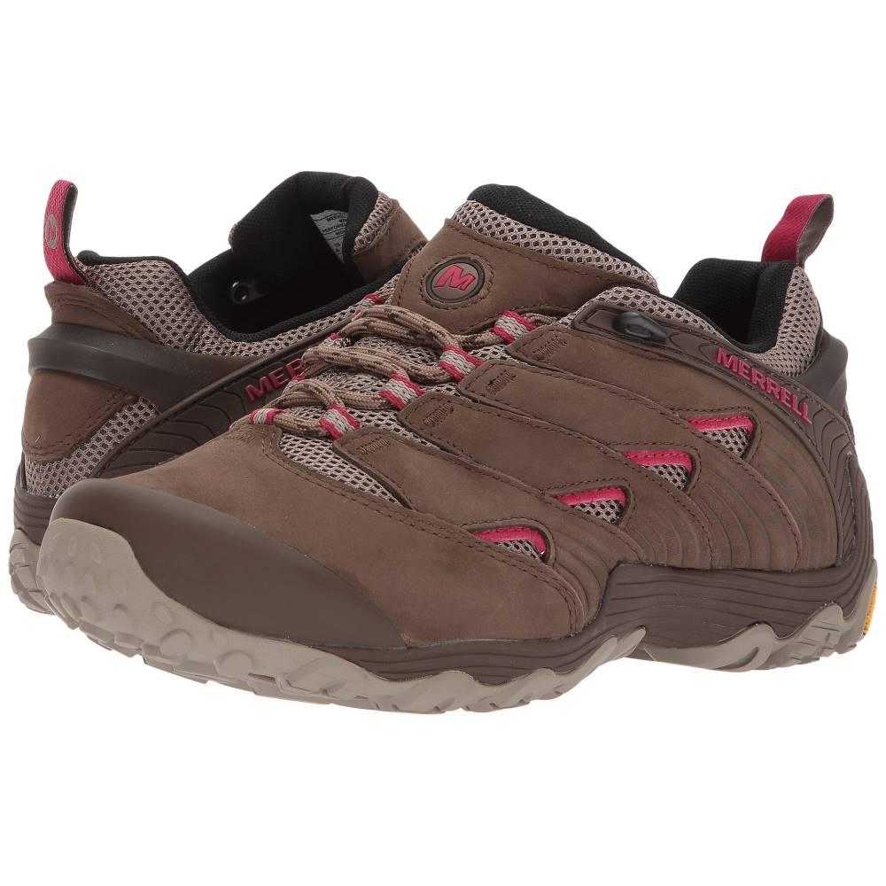 メレル レディース ハイキング・登山 シューズ・靴【Chameleon 7】Merrell Stone