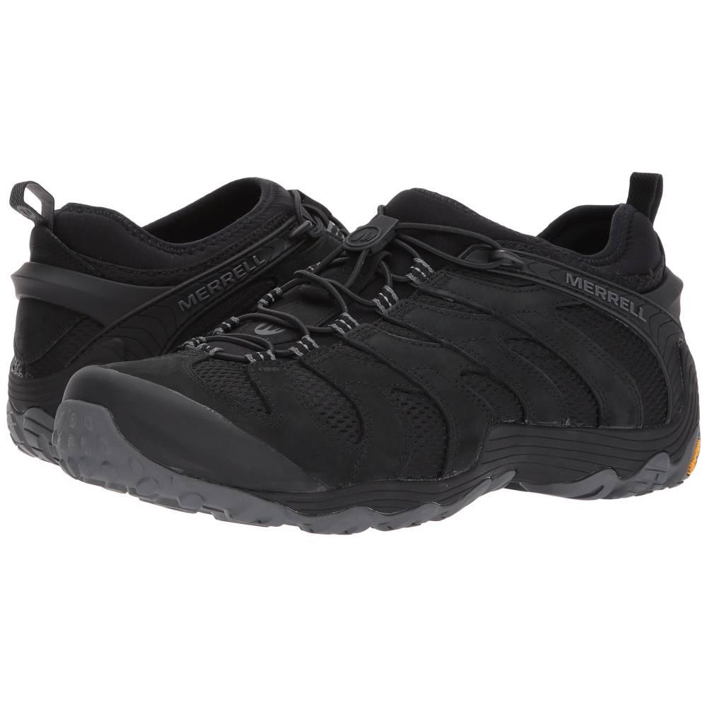 メレル メンズ ハイキング・登山 シューズ・靴【Chameleon 7 Stretch】Black