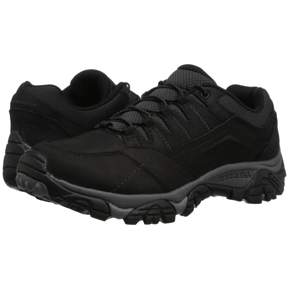 メレル メンズ シューズ・靴 スニーカー【Moab Adventure Stretch】Black