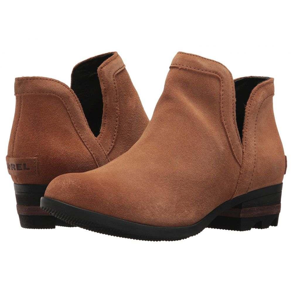 ソレル レディース シューズ・靴 ブーツ【Lolla Cut Out】Camel Brown