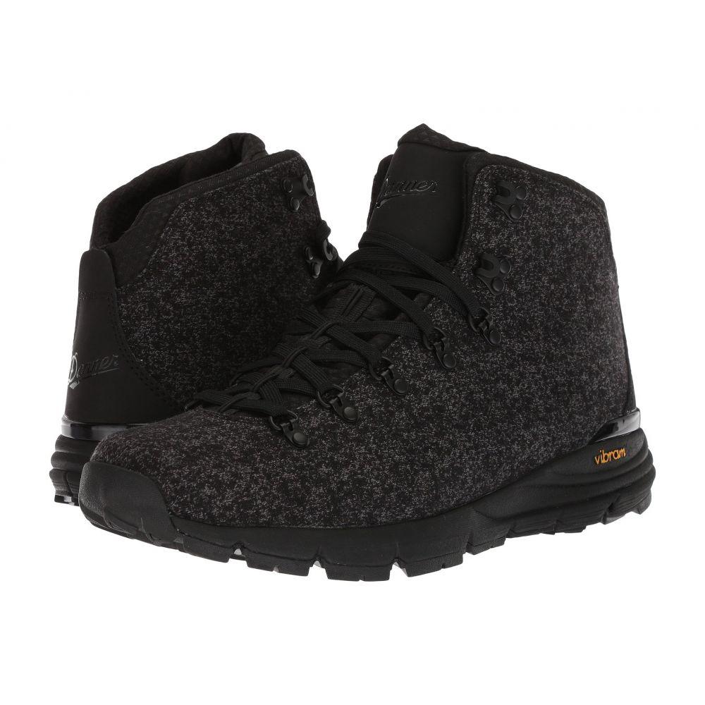 ダナー メンズ ハイキング・登山 シューズ・靴【Mountain 600 EnduroWeave】Black