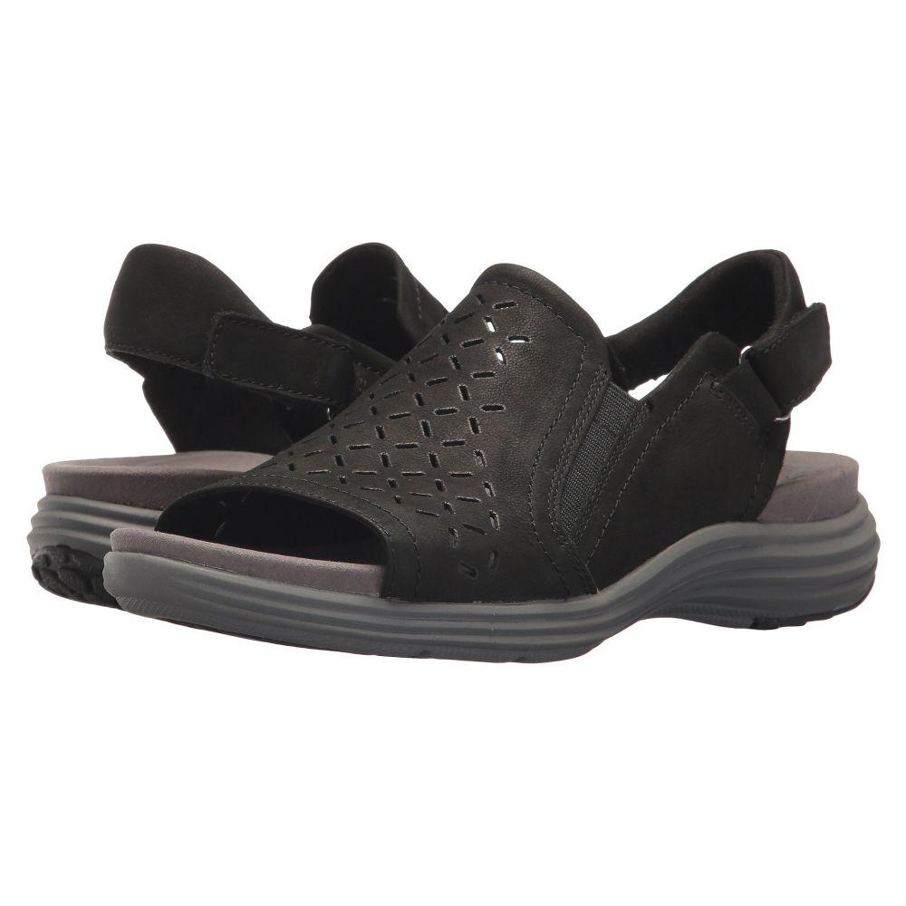 アラヴォン レディース シューズ・靴 サンダル・ミュール【Beaumont Peep Sling】Black