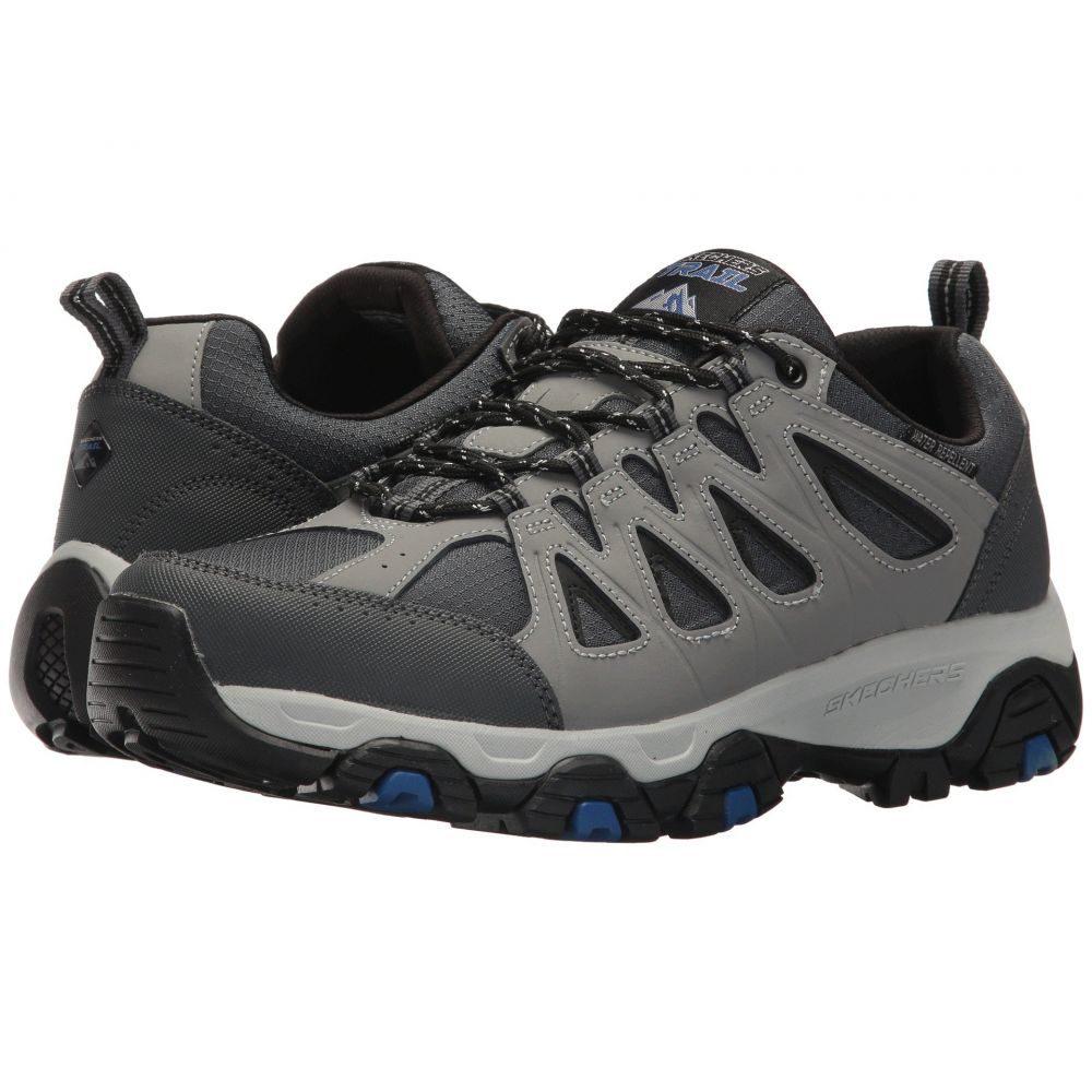 スケッチャーズ メンズ ハイキング・登山 シューズ・靴【Terrabite】Charcoal/Black