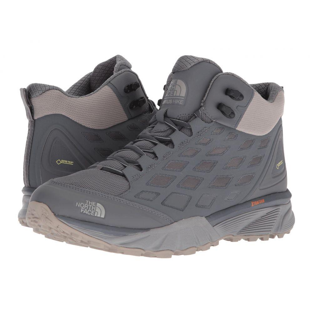 ザ ノースフェイス メンズ ハイキング・登山 シューズ・靴【Endurus Hike Mid GTX】Zinc Grey/Griffin Grey