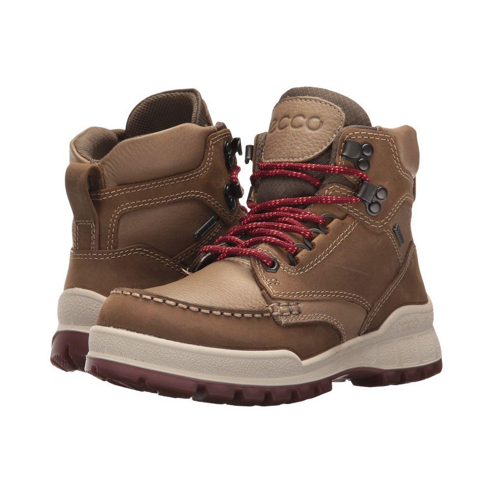 エコー レディース ハイキング・登山 シューズ・靴【Track 25 High】Navajo Brown
