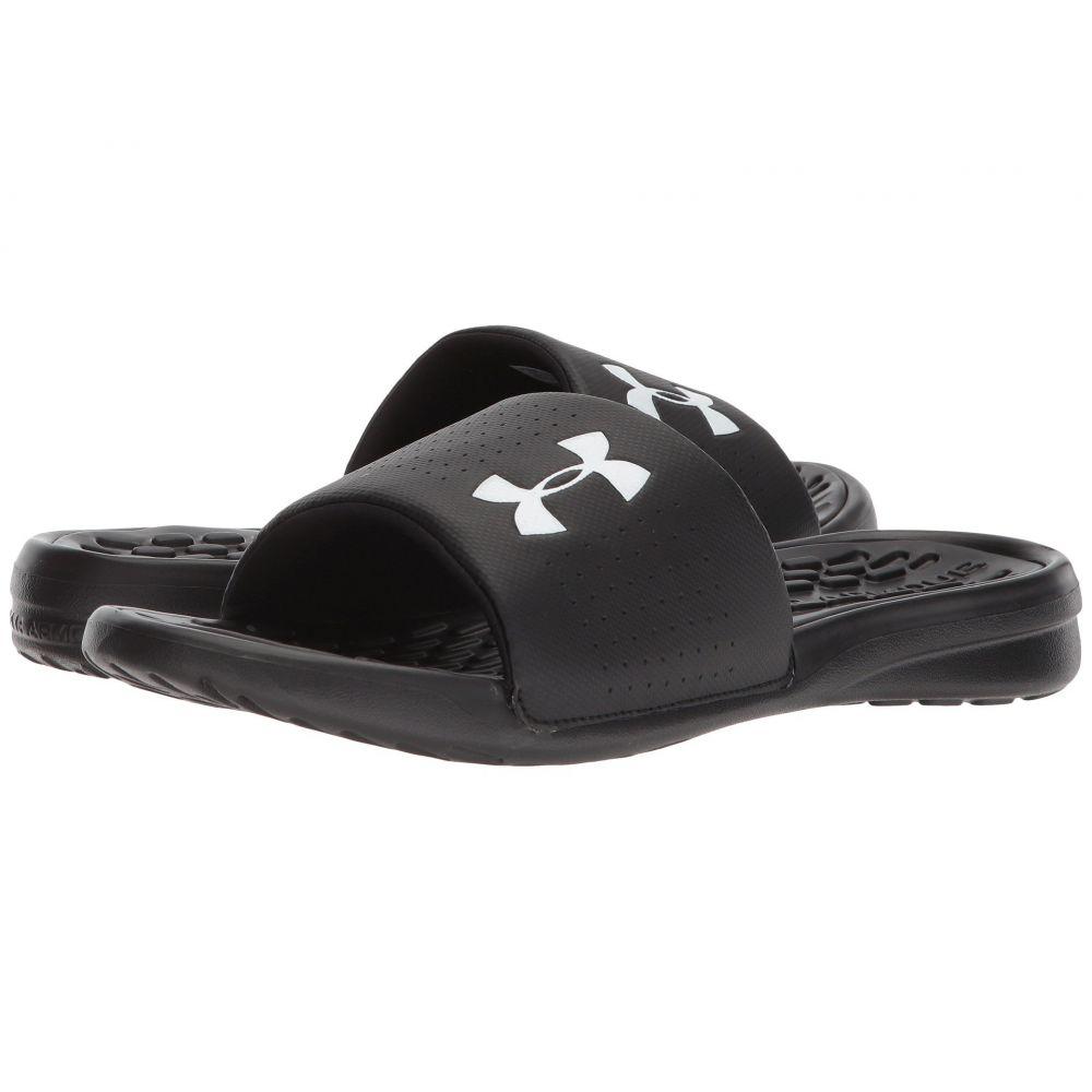 アンダーアーマー メンズ シューズ・靴【Debut Fix SL】Black/White