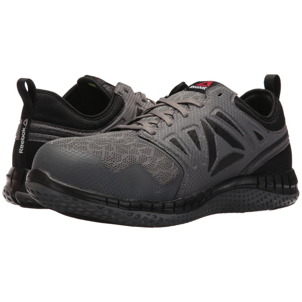 リーボック メンズ シューズ・靴 スニーカー【Zprint Work】Dark Grey/Black