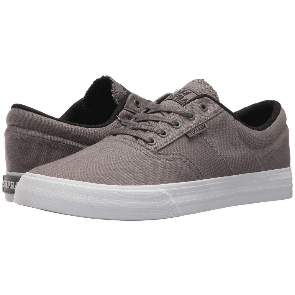 スープラ メンズ シューズ・靴 スニーカー【Cobalt】Grey/White