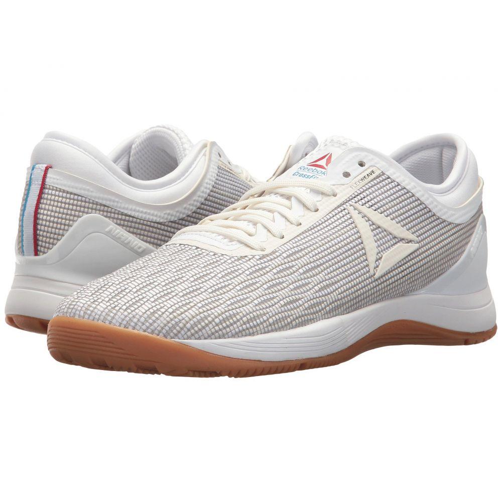 リーボック レディース シューズ・靴 スニーカー【CrossFit Nano 8.0】White/Classic White/Excellent Red/Blue/Gum