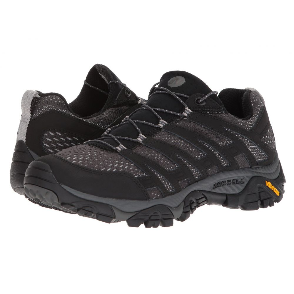 メレル メンズ ハイキング・登山 シューズ・靴【Moab 2 E-Mesh】Black