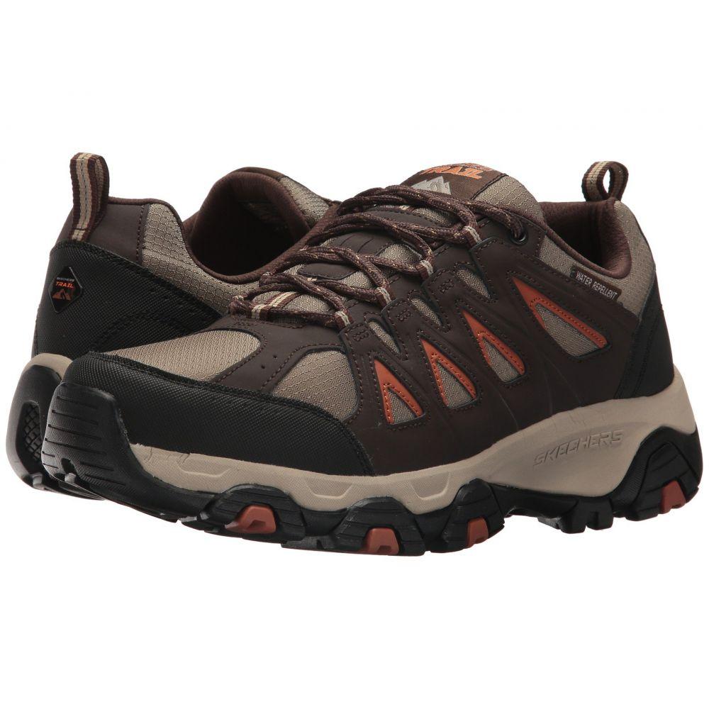 スケッチャーズ メンズ ハイキング・登山 シューズ・靴【Terrabite】Brown/Orange