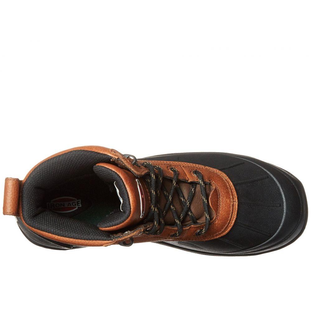 アイロンエイジ メンズ シューズ・靴 ブーツ IA9650 Compound BrownxrCodeWB