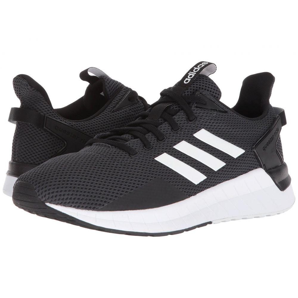 アディダス メンズ ランニング・ウォーキング シューズ・靴【Questar Ride】Core Black/Footwear White/Carbon